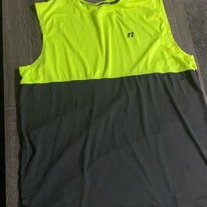 Russell men's size L tank top